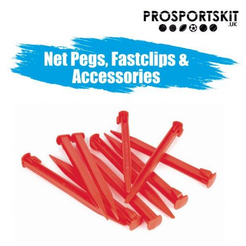 Netpegs, Fastclips & Accessories